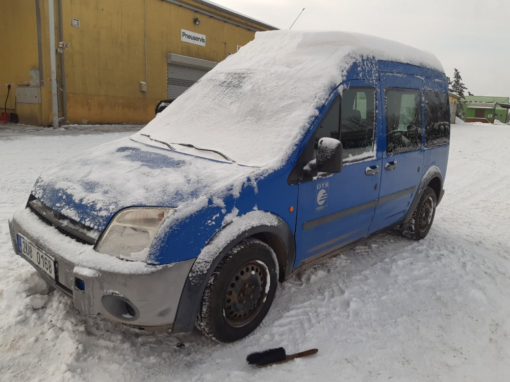 Online-Versteigerung: FORD  TOURNEO CONNECT 230L