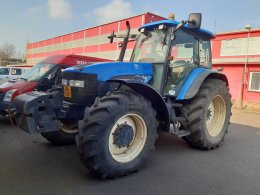 Интернет-аукцион: NEW HOLLAND  TM155 4x4