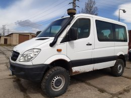 Интернет-аукцион: MERCEDES-BENZ  SPRINTER 313 CDI/K KB 4x4