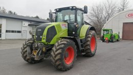 v aukcii: CLAAS  AXION 820